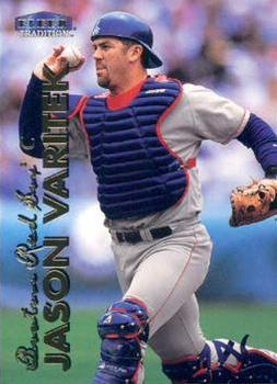 1999 Fleer Tradition #574 Jason Varitek Front