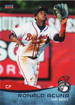 Ronald Acuna Gallery The Trading Card Database