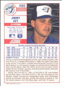 Collection Gallery Pdawg68 Jimmy Key The Trading Card
