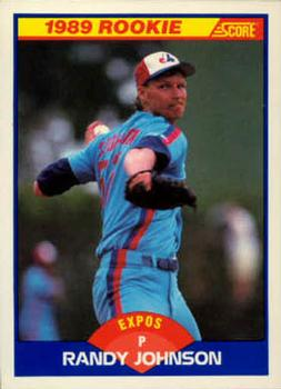 Randy Johnson Gallery The Trading Card Database