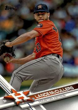 2017 Topps #16 Lance McCullers Front