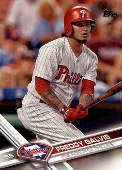 2017 Topps #88 Freddy Galvis Front