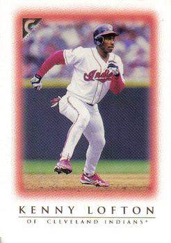1999 Topps Gallery #72 Kenny Lofton Front