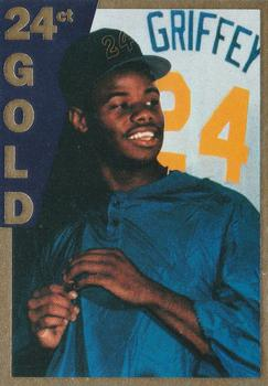 1991 Alrak Enterprises Ken Griffey Jr. Griffey Gazette #3 Ken Griffey Jr. Front