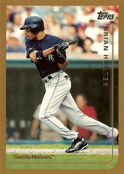 1999 Topps Traded & Rookies #T97 Brian L. Hunter Front