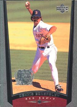 1999 Upper Deck #51 Dennis Eckersley Front