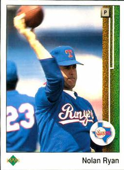NOLAN RYAN BASEBALL CARDS COLLECTION by Miguel | The ...