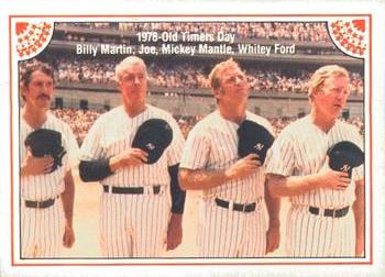 Billy Martin Gallery The Trading Card Database