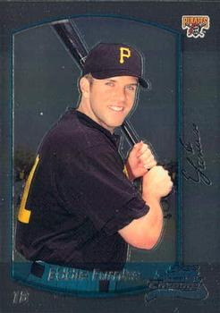 2000 Bowman Draft Picks & Prospects Chrome #29 Eddy Furniss Front