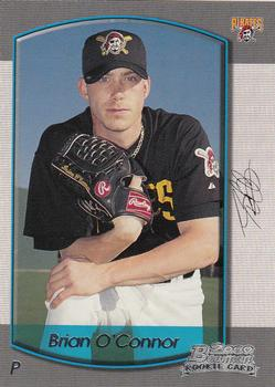 2000 Bowman Draft Picks & Prospects #25 Brian O'Connor Front