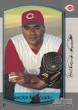 2000 Bowman Draft Picks & Prospects #27 Hector Mercado Front