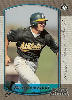 2000 Bowman Draft Picks & Prospects #46 Mike Lockwood Front