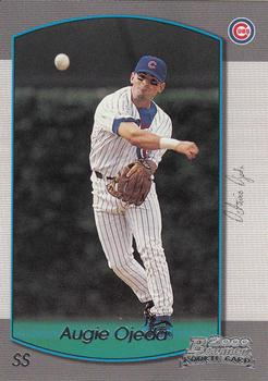 2000 Bowman Draft Picks & Prospects #85 Augie Ojeda Front