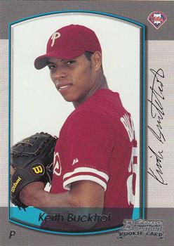 2000 Bowman Draft Picks & Prospects #92 Keith Bucktrot Front