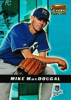 2000 Bowman's Best #179 Mike MacDougal Front