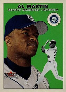 2000 Fleer Tradition Update #U66 Al Martin  Front