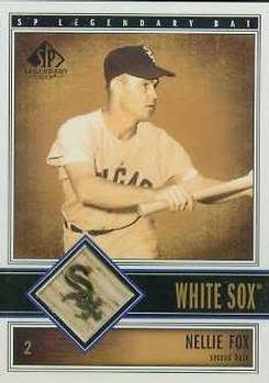 Honkbal Verzamelkaarten: sport 2002 Topps Archives #184 Nellie Fox Chicago White Sox Baseball Card