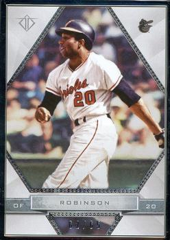 2016 Topps Transcendent Collection #6 Frank Robinson Front