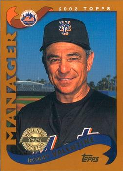 2002 Topps - Home Team Advantage #289 Bobby Valentine  Front