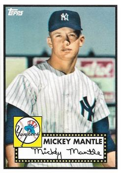 2012 Topps National Convention - VIP Promos #408 Mickey Mantle Front
