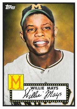 2012 Topps National Convention - VIP Promos #410 Willie Mays Front
