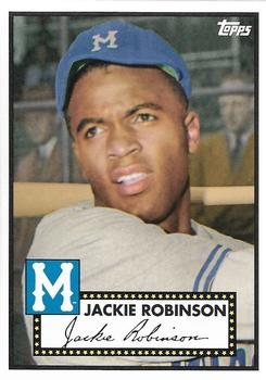 2012 Topps National Convention - VIP Promos #411 Jackie Robinson Front