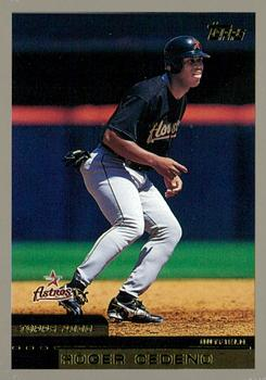 2000 Topps Traded & Rookies #T101 Roger Cedeno Front