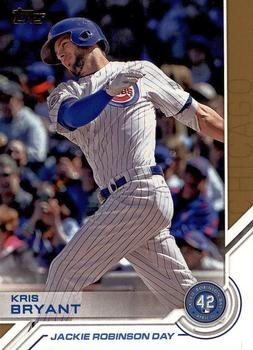 2017 Topps - Jackie Robinson Day #JRD-21 Kris Bryant Front