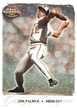 Jim Palmer Gallery The Trading Card Database