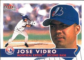 Jose Vidro #3 Pictures | Getty Images
