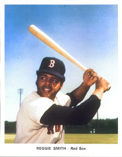 Reggie Smith Gallery 1971 The Trading Card Database