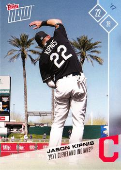 2017 Topps Now Road to Opening Day Cleveland Indians #OD-94 Jason Kipnis Front