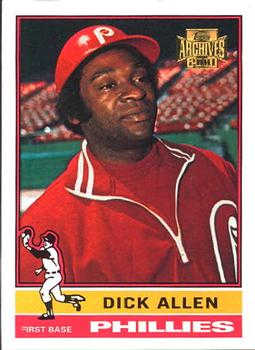 2001 Topps Archives #147 Dick Allen Front