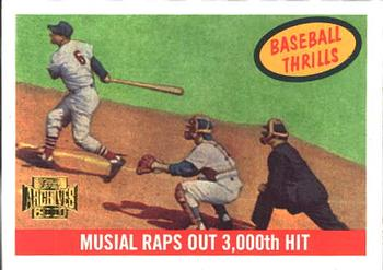 2001 Topps Archives #217 Stan Musial Front