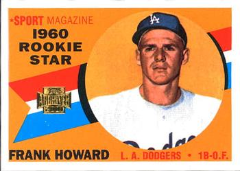 2001 Topps Archives #34 Frank Howard Front