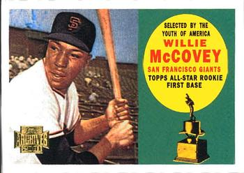 2001 Topps Archives #35 Willie McCovey Front