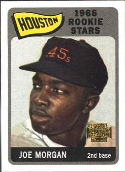 2001 Topps Archives #51 Joe Morgan Front