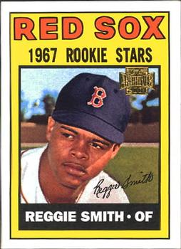 2001 Topps Archives #56 Reggie Smith Front