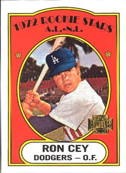 2001 Topps Archives #67 Ron Cey Front