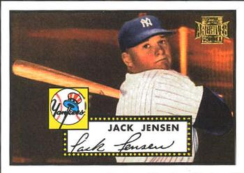 2001 Topps Archives #89 Jackie Jensen Front