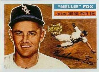 2001 Topps Archives #95 Nellie Fox Front