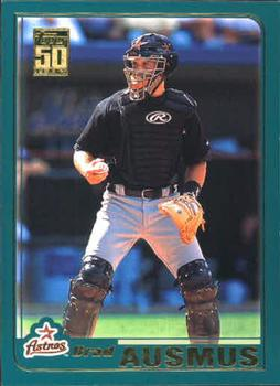 2001 Topps Traded & Rookies #T3 Brad Ausmus Front