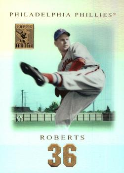 2001 Topps Tribute #31 Robin Roberts Front