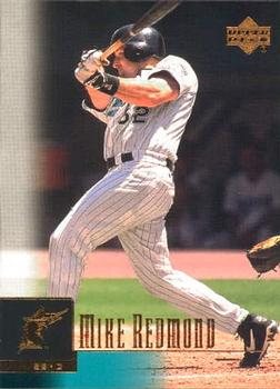 2001 Upper Deck #215 Mike Redmond Front
