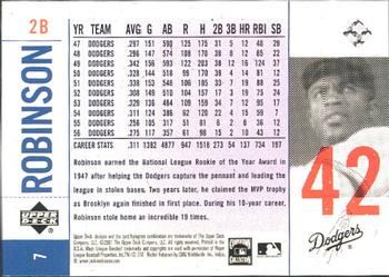 upper deck legends   york baseball gallery  trading card
