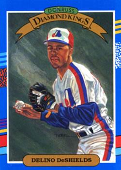 Errors Variations Gallery 1991 Donruss Baseball The Trading