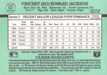Collection Gallery - vrooomed - Bo Jackson | The Trading