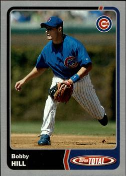 2003 Topps Total - Silver #2 Bobby Hill Front