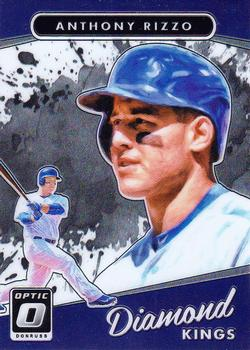 2017 Donruss Optic #5 Anthony Rizzo Front