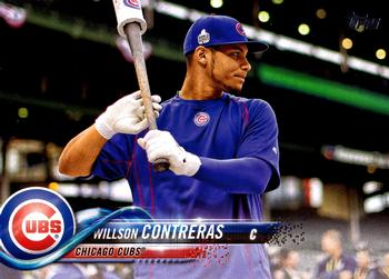 2018 Topps #172 Willson Contreras Front